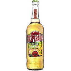 Desperados DESPERADOS Bière blonde ginger aromatisée tequila gingembre citron 5%