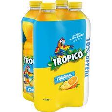 TROPICO L'original boisson saveur orange ananas 4x1,5l
