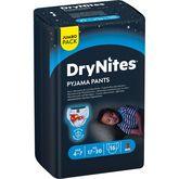 Huggies Huggies DryNites slips de nuit garçon dès 4 ans (17-30kg) x16