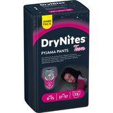 Huggies Huggies DryNites culottes de nuit fille dès 8 ans (25-57kg) x13