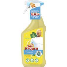 Mr Propre Spray nettoyant multi surfaces parfum citron 750ml