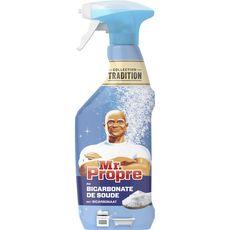 Mr Propre Spray nettoyant au bicarbonate de soude 500ml ...