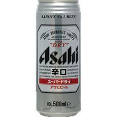 ASAHI Asahi Bière blonde 50cl 50cl