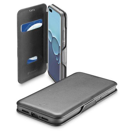 CELLULAR Étui folio pour Huawei P40 - Noir