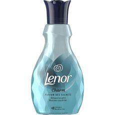 LENOR Adoucissant charm parfum des secrets 40 lavages 1l