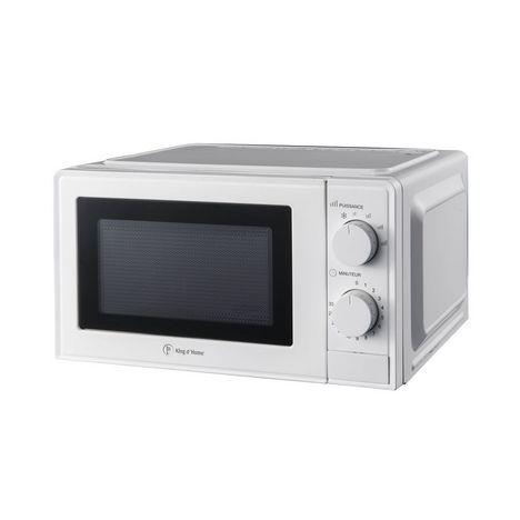 KINGD'HOME Micro-ondes FMO20L - Blanc