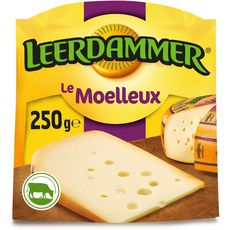 LEERDAMMER Fromage nature le moelleux 250g