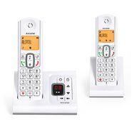 ALCATEL Téléphone sans fil - F630 Voice Duo - Répondeur - Gris