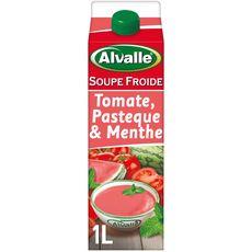 ALVALLE Alvalle Soupe froide tomate pastèque menthe 1L 1L