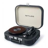 MUSE Platine vinyle MT-201 DG - Gris