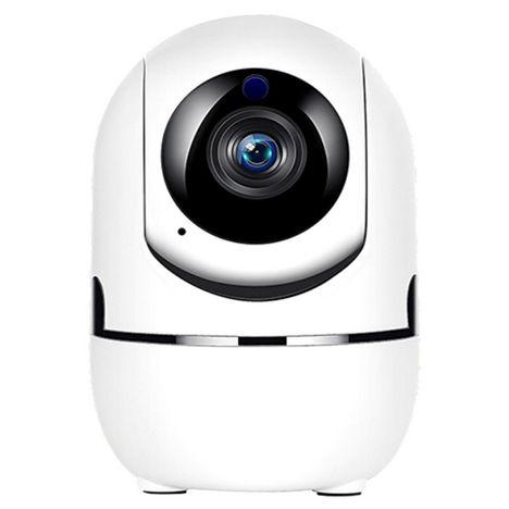 PNJ Caméra de sécurité intérieure PID-3021- Blanc
