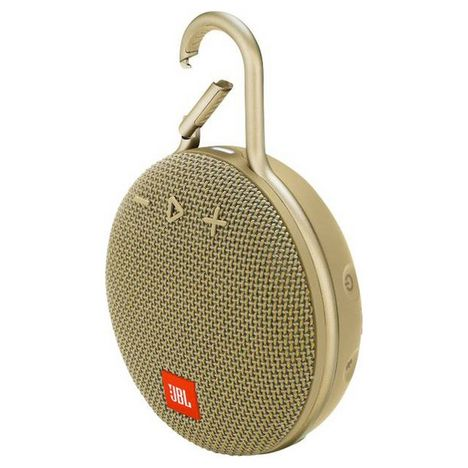 JBL Enceinte portable Bluetooth - Clip 3 - Sable