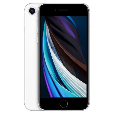 APPLE iPhone SE 128 Go 4.7 pouces Blanc NanoSim et eSim