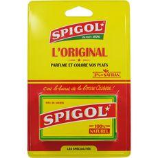 SPIGOL L'original au safran 100% naturel 4x14g