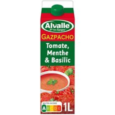 ALVALLE ALVALLE Soupe froide tomate menthe basilic 1L 1L