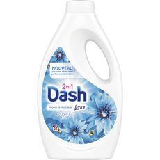 DASH Dash Lessive liquide envolée d'air fraîcheur Lenor 24 lavages 1,32l 24 lavages 1,32l