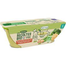 Blédina BLEDINA Bol petits pois brocolis boulghour poulet bio dès 15mois
