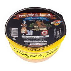 LA TEURGOULE DE JANVILLE Riz au lait à la vanille 750g