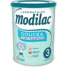 Modilac MODILAC Doucéa 3 lait de croissance en poudre dès 12 mois