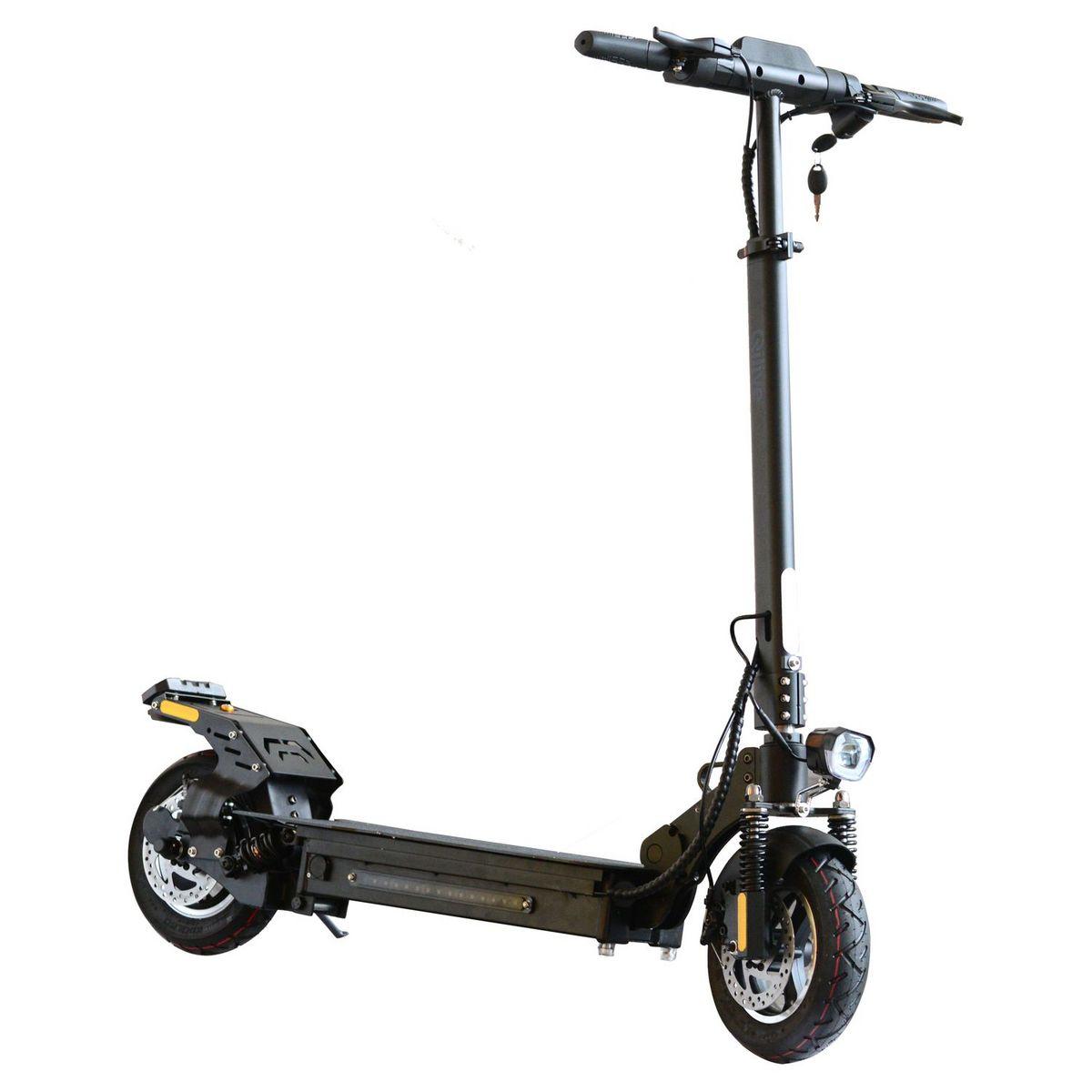 Trottinette électrique Touring V4 Q.4512 - 154386 - Noir