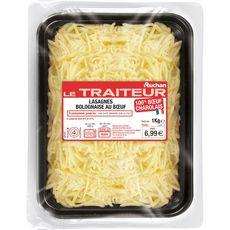 Auchan le Traiteur Lasagne de boeuf 1kg