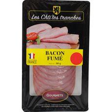 GOURMETS DE L'ARTOIS Bacon 90g