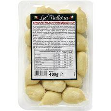 LA TRATTORIA Gnocchi farcis au gorgonzola 400g