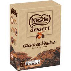NESTLE Dessert cacao en poudre brut non sucré 250g