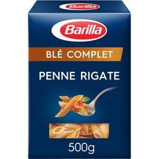 BARILLA Penne rigate au blé complet 500g