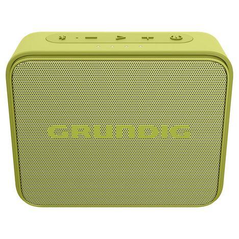 GRUNDIG Enceinte portable Bluetooth - JAM - Citron vert