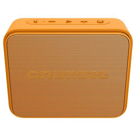 GRUNDIG Enceinte portable Bluetooth - JAM - Orange