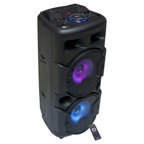 BOOST Enceinte active Bluetooth - Noir - Powersound290