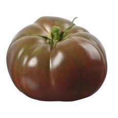Tomate ancienne côtelée noire 150g minimum 1 pièce