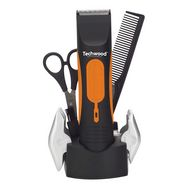 TECHWOOD Tondeuse cheveux TTS-03 - Noir