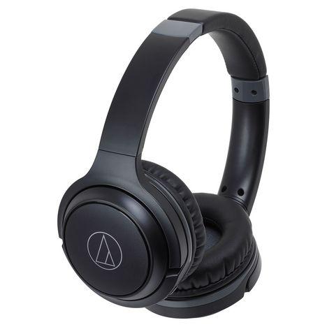 AUDIO TECHNICA Casque audio Bluetooth - Noir - ATH-S200BT