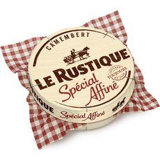 LE RUSTIQUE Camembert au lait pasteurisé 260g
