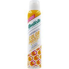 BATISTE Shampooing sec protection pour cheveux colorés 200ml
