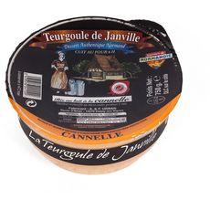 LA TEURGOULE DE JANVILLE Riz au lait à la cannelle 750g