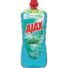 AJAX Nettoyant multi-surfaces éco responsable à l'eucalyptus 1,25l