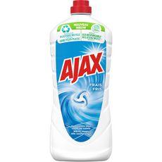 AJAX Nettoyant multi-surfaces traditionnel original parfum frais 1,25l
