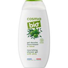 COSMIA BIO Gel douche nourrissant à l'olive 250ml