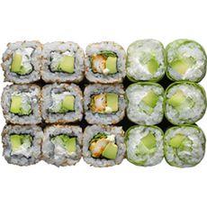 SUSHI SHOP No fish 15 pièces 15 pièces 313g