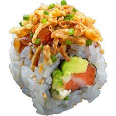 SUSHI SHOP Signature rolls crispy au saumon 8 pièces 8 pièces 181g