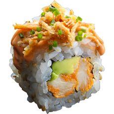 Sushi Shop Signature rolls crispy au chicken 8 pièces 194g