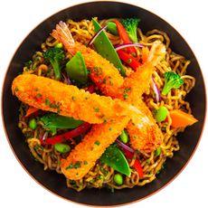 Sushi Shop Nouilles sautées aux crevettes tempura 308g