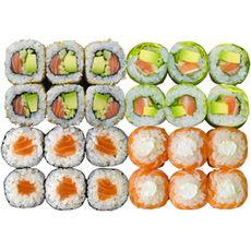 SUSHI SHOP Sushi Shop Salmon dream 24 pièces 462g 24 pièces 462g