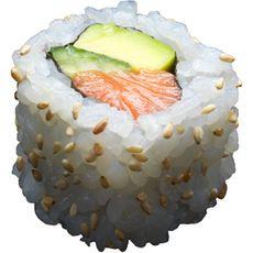 Sushi Shop California au saumon 6 pièces 120g