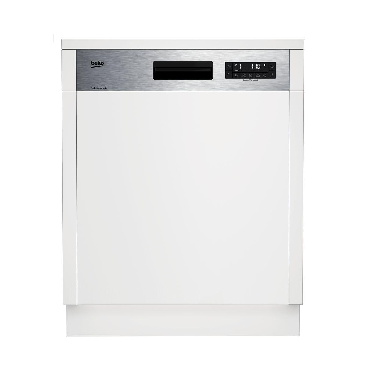 Lave vaisselle DSN26420X, 14 couverts, 60 cm, 46 dB, 6 programmes