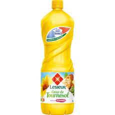 LESIEUR Huile cœur de tournesol cultivé et produit en France 1l