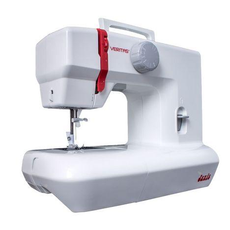 VERITAS Machine à coudre JANIS - Blanc